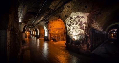 Cellar tour champagne Mercier ©Mercier
