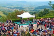 Le Beaujolais fête l'été, Beaujolez-vous, Les Estivales © Office de Tourisme Beaujolais Monts et Vignobles