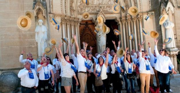 The gourmet walk and its historic sites © Grès de Montpellier