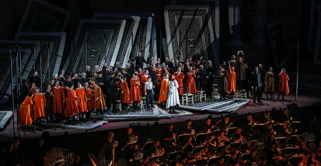 Carmen opera at the Orange opera festival at the house of Ogier ©All rights reserved