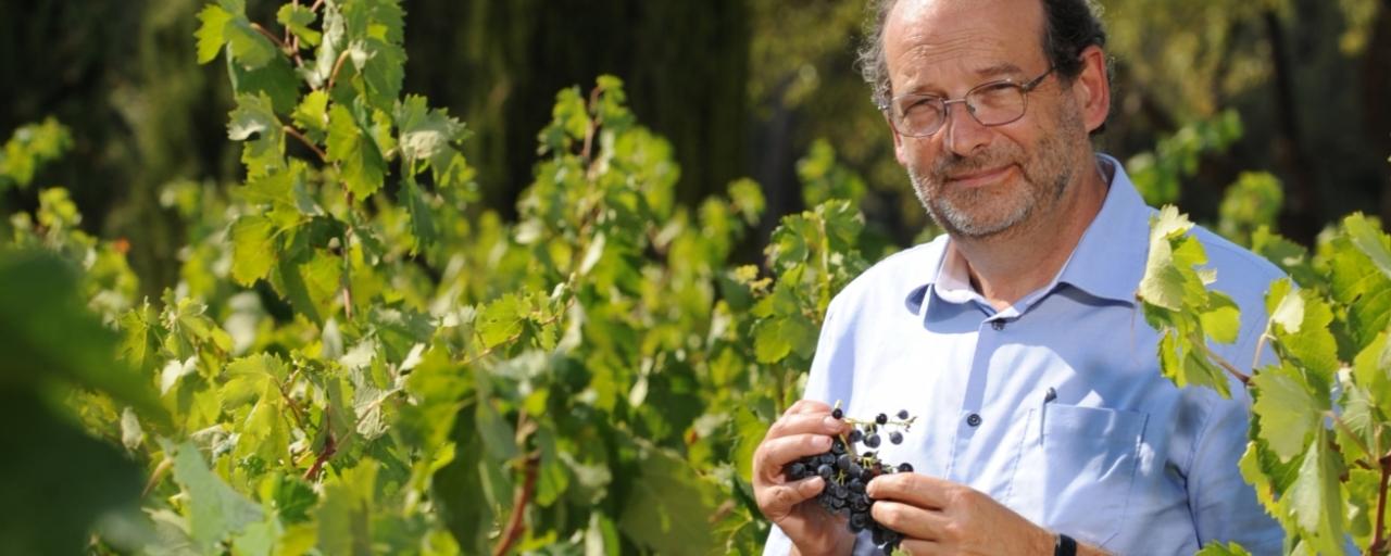 Michael Latz ©Olivier Evard/Route des Vins de Provence