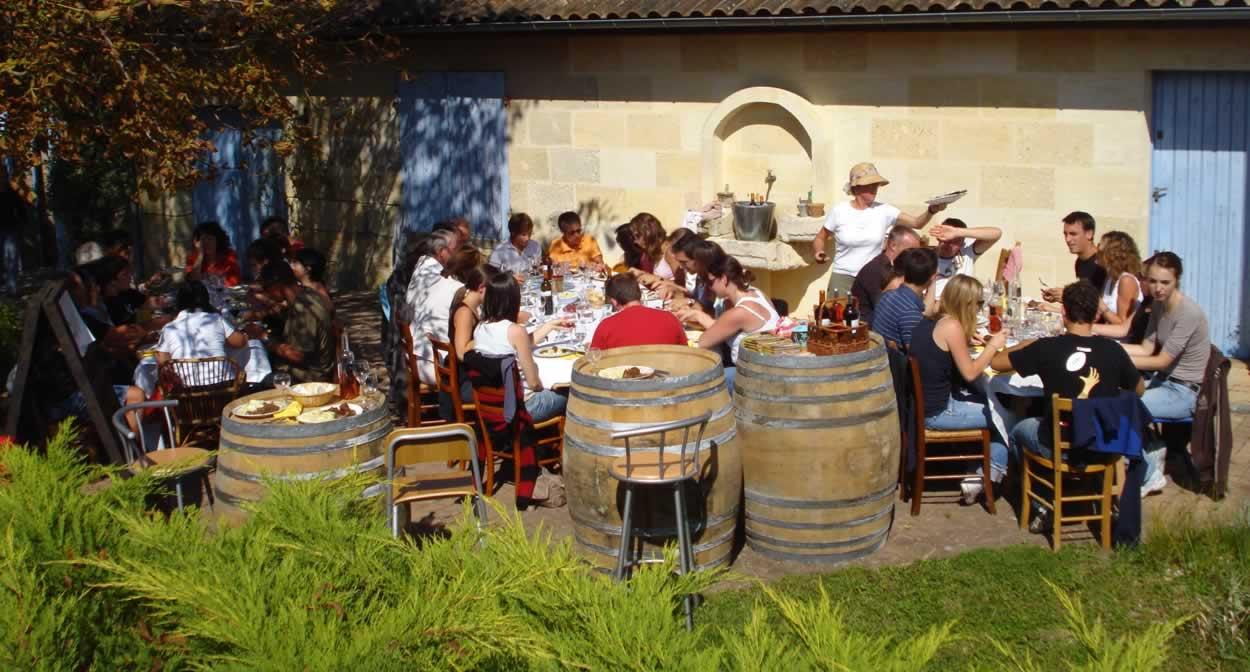 Bordeaux, Blaye & Bourg wine harvest © Pays de la Haute Gironde