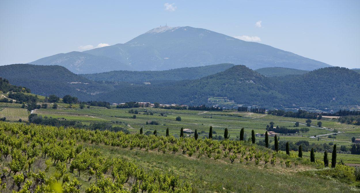 Le Mont Ventoux @ Christophe Grilhé